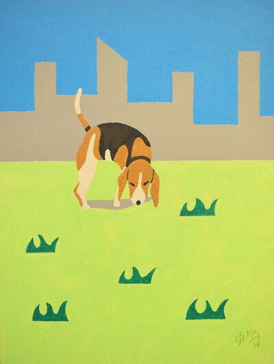 Barry Senft, 'Dog', 2014
