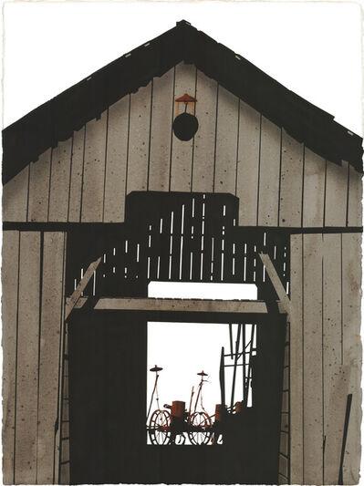 George Dombek, 'Montgomery County Barn', 2013