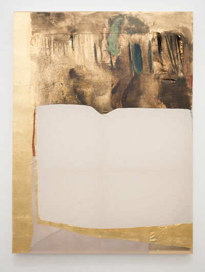 Erica Mahinay, 'Gilded (reservoir)', 2016