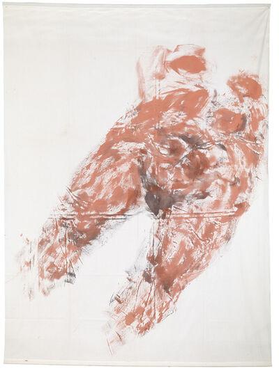 Judit Reigl, 'From the series Drape / Decoding', 1973