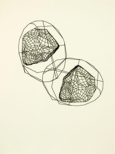 Sharon Engelstein, 'Split Egg', 2015