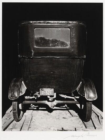 Wright Morris, 'Model T in Shed, The Home Place, near Norfolk, Nebraska, 1947 ', 1947