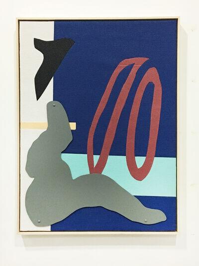 Alex Ebstein, 'Weak Oblique', 2017