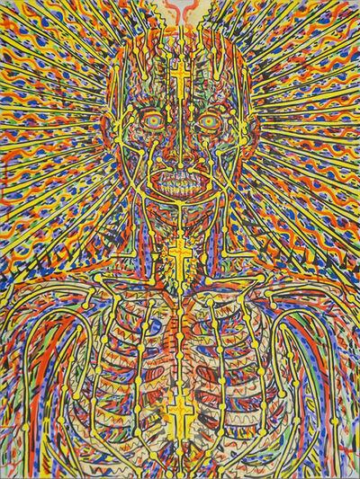 Alex Grey, 'Untitled', 1982