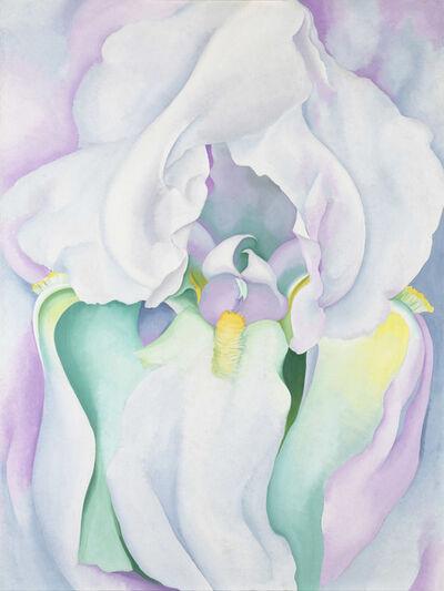Georgia O'Keeffe, 'White Iris ', 1930