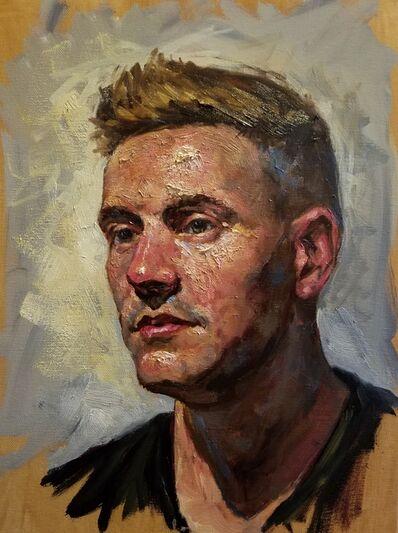 Peter Lupkin, 'Portrait of Derek', 2019