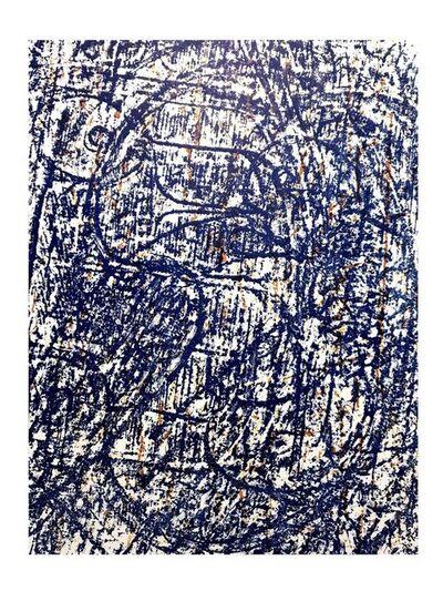 Max Ernst, 'Max Ernst - Abstract Birds - Original Lithograph', 1962