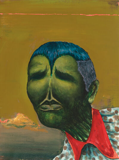Simphiwe Ndzube, 'Portrait II: The Spirit People', 2018