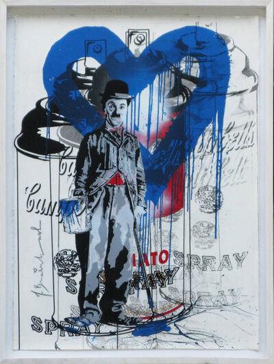 Mr. Brainwash, 'Charlie Chaplin'