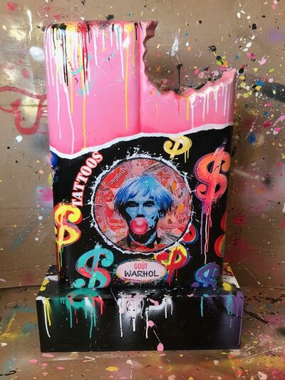 Rakel Wajnberg, 'Warhol '