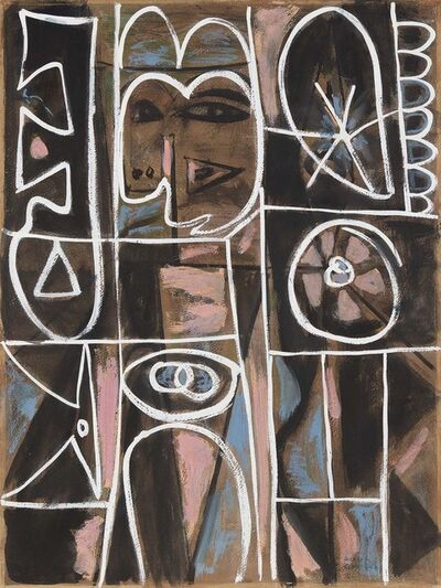 Adolph Gottlieb, 'Compartments of Memory', ca. 1949