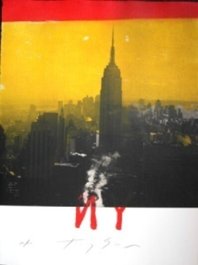 Tony Soulié, 'NY Empire State'