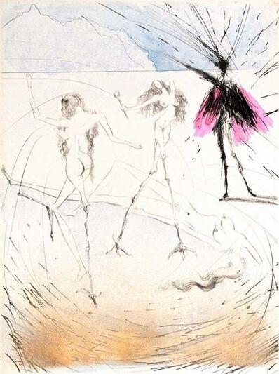 Salvador Dalí, 'Faust Suite: Hen Women', 1968 -1969