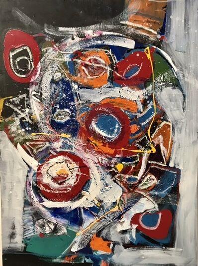 Michael Katz, 'Garden of Circles', 2016
