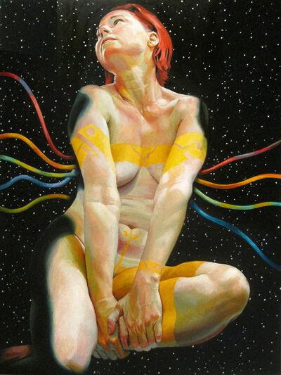 Stephen Wright, 'Star Child'