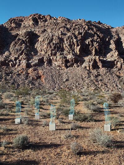 Talia Shipman, 'Not the Holiday Inn (Cacti Sculptures)', 2016
