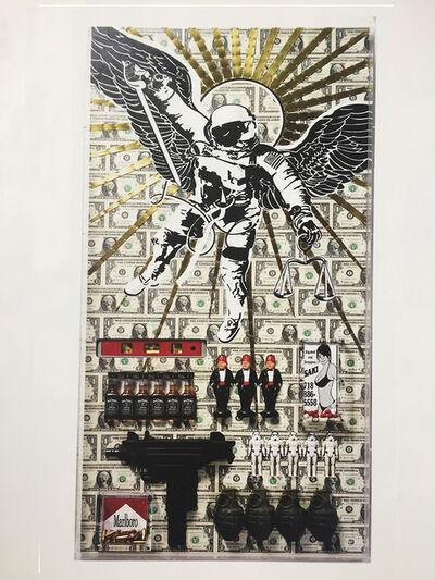 """Dylan Egon, '""""A Prayer to Saint Michael""""', 2008"""