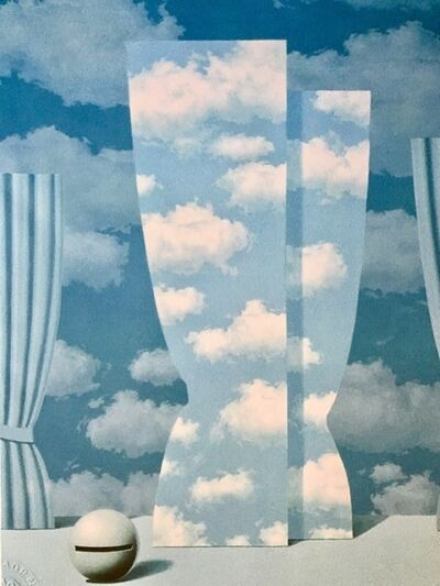 René Magritte, 'La Peine Perdue', 2010