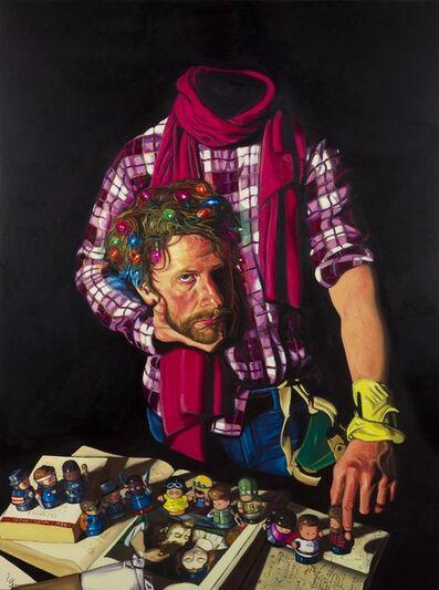 Paul Endres Jr., 'The First Cephalophore of the Burden Age: Arthur Deadalus', 2014