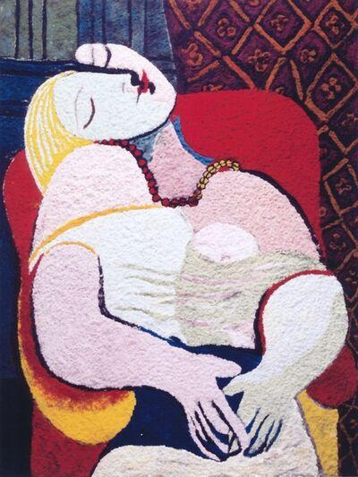 Vik Muniz, 'The Dream, after Pablo Picasso (Pictures of Pigment)', 2009