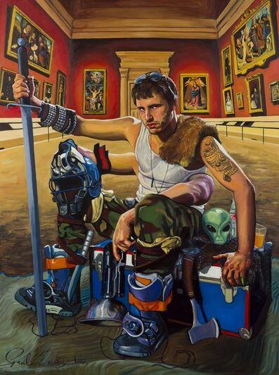 Paul Endres Jr., 'Magnus Thrax: Keeper of the Halls', 2014