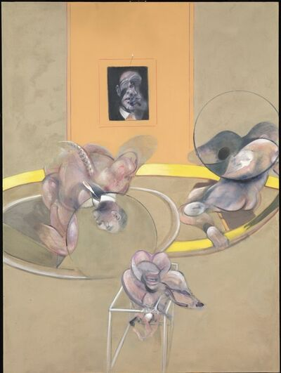 Francis Bacon, 'Three Figures and Portrait ', 1975