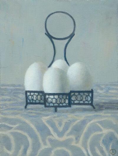 Olga Antonova, 'Egg Holder', 2014