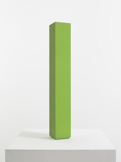 Anne Truitt, 'Parva LXX', 2004