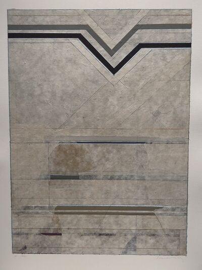 """Robert Kelly, '""""Proximities XXIV""""', 1980"""