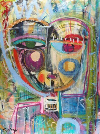 Lesley Grainger, 'Honey', 2018