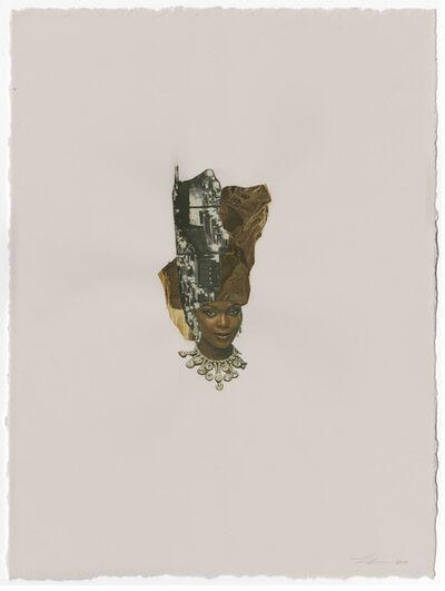 Lorna Simpson, 'Riunite & Ice, collage #12', 2014