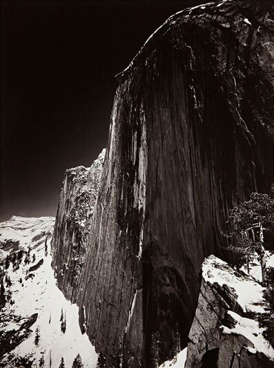 Ansel Adams, 'Monolith the Face of Half Dome', 1927