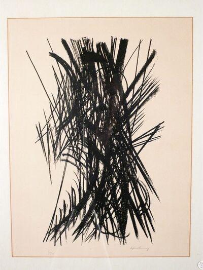 Hans Hartung, 'L-!8', 1957