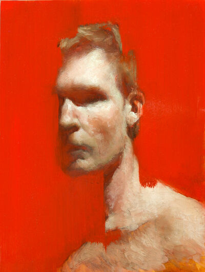 Zack Zdrale, 'Red II', 2018