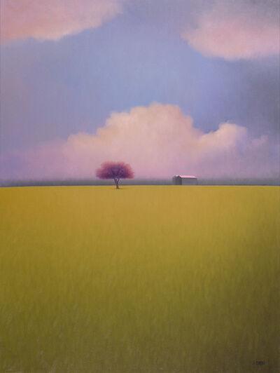 José Basso, 'Las Nubes Rosadas', 2014