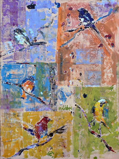 Marcel Kahhak, 'Bird Composite', 2010