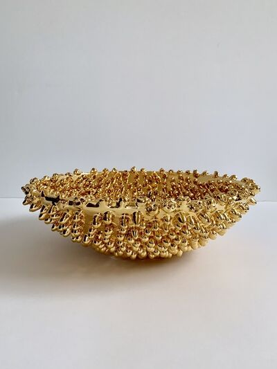 FIONA WATERSTREET, 'Gold Bowl', 2018