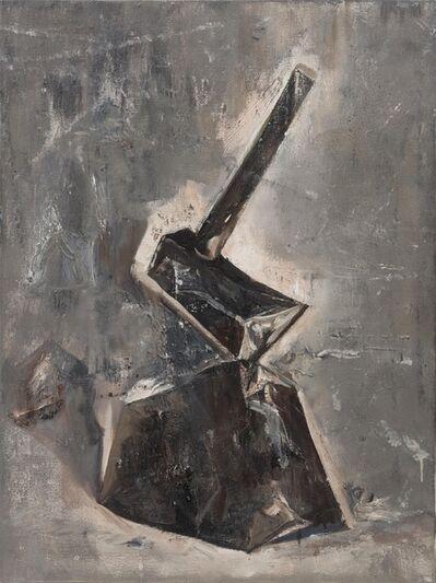 Zhu Xiangmin 朱湘閩, 'Stone and Axe', 2016