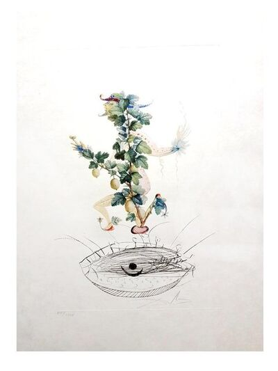 "Salvador Dalí, 'Original Lithograph ""Flordali - Lemon"" by Salvador Dali', 1969"