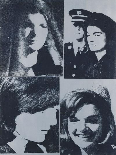 Andy Warhol, 'Jacqueline Kennedy III (Jackie III), from: 11 Pop Artists III', 1966