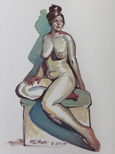 Mark Ross, 'Untitled (Jodi Seated Twist)', 2015