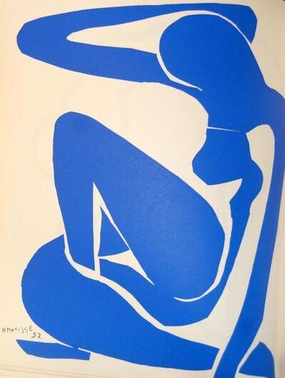 Henri Matisse, 'Nus Bleus I', 1958