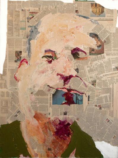 Geoffrey Stein, 'Guardian Self Portrait', 2007