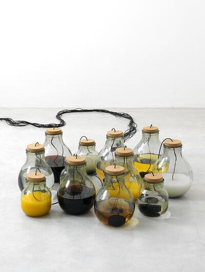 Roberto Pugliese, 'Fluide propagazioni alchemiche', 2014