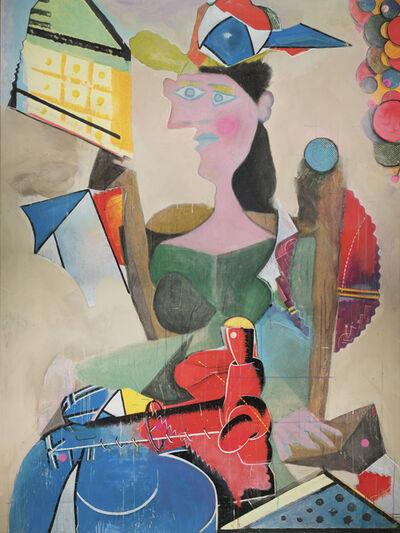 Bruce Helander, 'Blue Period', 2016