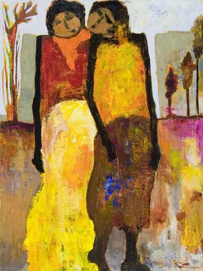 Goli Mahallati, 'Whisper of Breeze', 2018