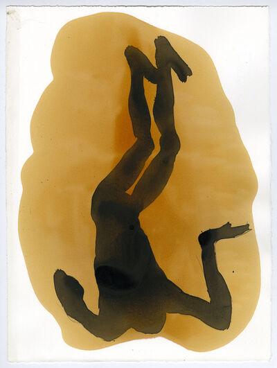 Antony Gormley, 'FALL VII', 1999