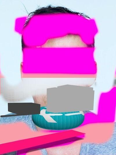 Andrey Bogush, 'Proposal for face, landscape and pink ', 2013