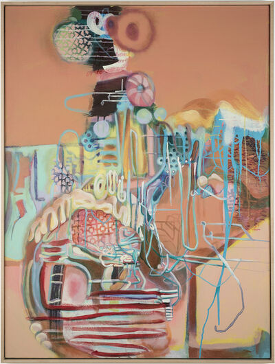 Pat Goslee, 'Brainwash', 2015