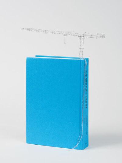 """Takahiro Iwasaki, 'Tectonic Model  (DonTapscott's """"Macrowikinomics"""")', 2017"""